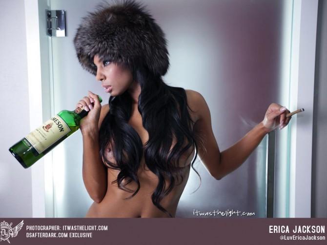 Erica Jackson: Fur and Jameson – courtesy of ItWasTheLight.com