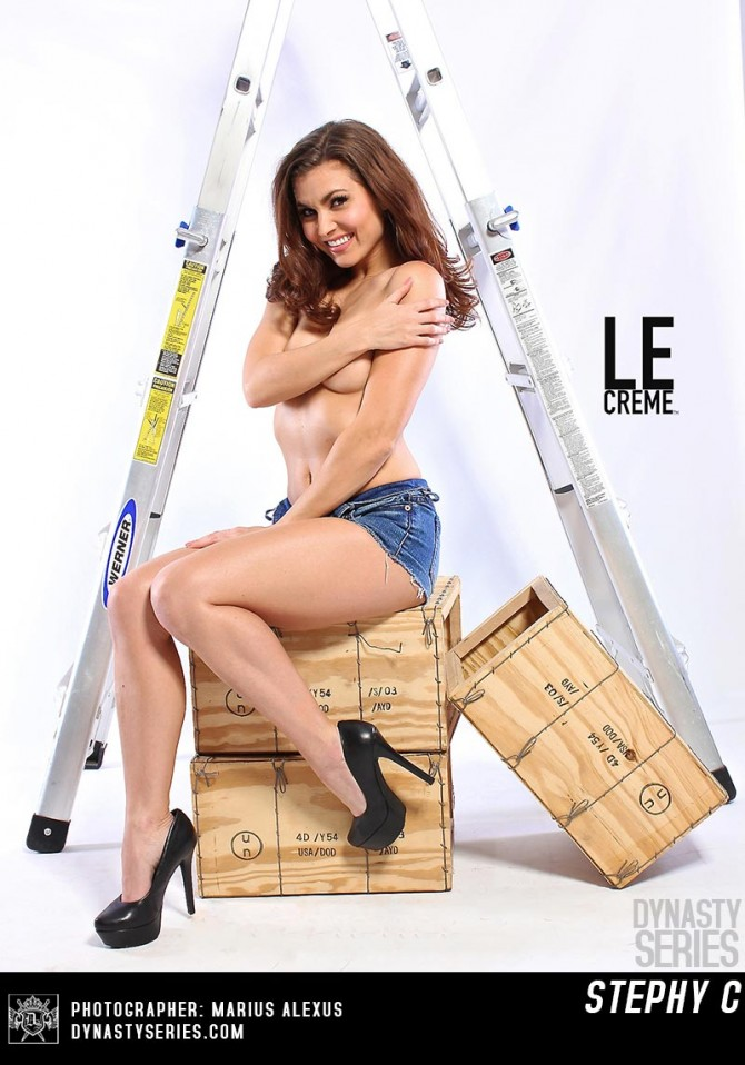 Stephy C @JustStephyC: Up the Ladder – Marius Alexus