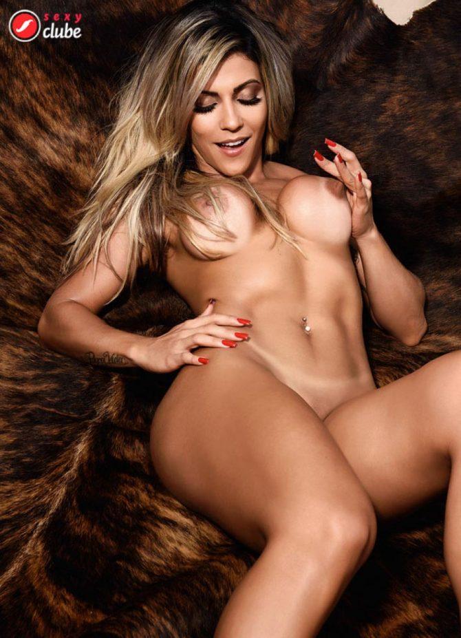 More Veronica Araujo in Revista Sexy Brazil