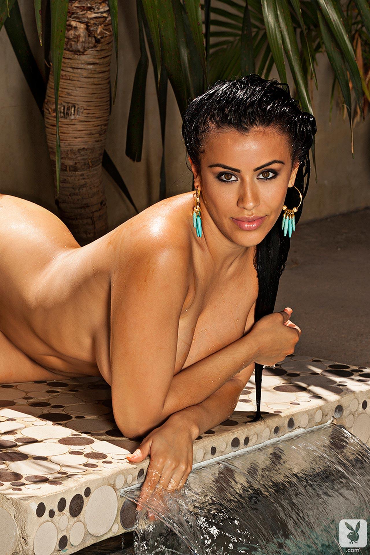 Latina bizarre nude #15